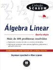 Algebra Linear - Coleção Schaum, 4ª edição