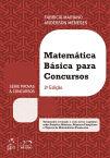 Série Provas & Concursos - Matemática Básica para Concursos, 2ª edição