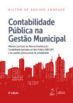 Contabilidade Pública na Gestão Municipal, 6ª edição