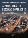 Administração de Produção e Operações, 4ª edição