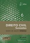 Direito Civil - Vol. 6 - Direito das Sucessões, 18ª edição