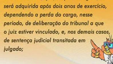Capítulo #5 - Aula #4 Poder Judiciário e os seus órgãos