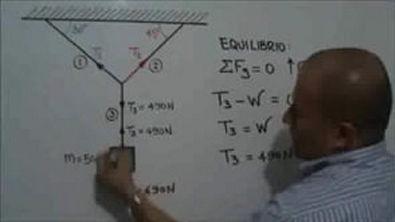 Aplicación del Teorema de Lamy