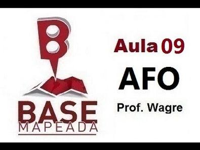 Aula 09 - Princípios Orçamentários em Mapas Mentais - Prof. Wagre - Base Mapeada - AFO
