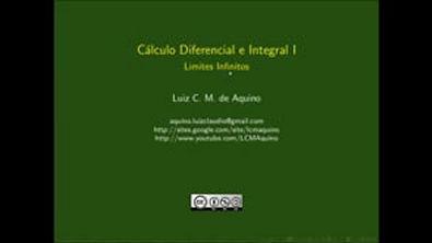 05. Cálculo I - Limites Infinitos - YouTube