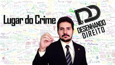 Direito Penal - Art 6 do CP - Lugar do Crime