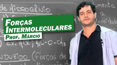 Química - Forças Intermoleculares