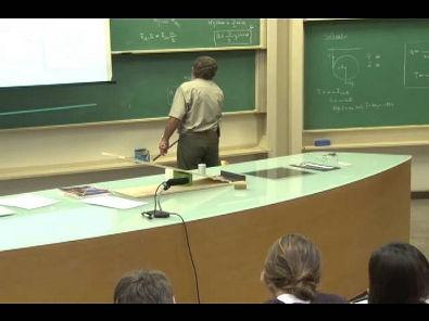 Cursos Unicamp: Física Geral 1 / aula 26