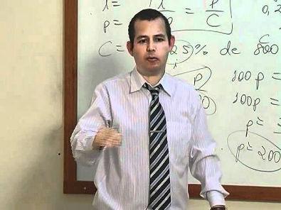 Matemática Financeira - Aula 3 - porcentagem