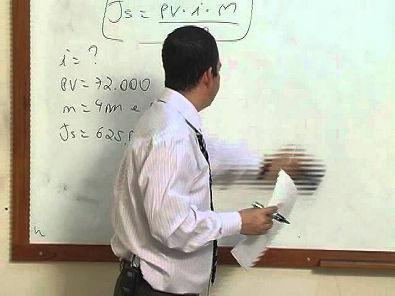Matemática Financeira - Aula 4b (continuação)