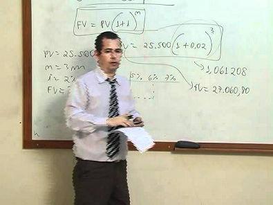 Matemática Financeira - Aula 5 - Juros Compostos