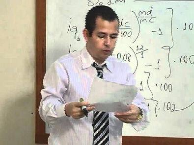Matemática Financeira - Aula 6 - Taxas