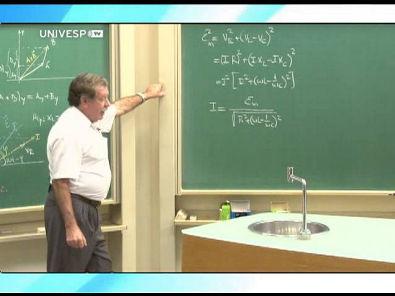 Física Geral III - Aula 13 - Correntes Alternadas - Parte 1