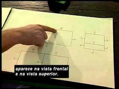 Aula 10 - Desenho Técnico - Profissionalizante - Telecurso