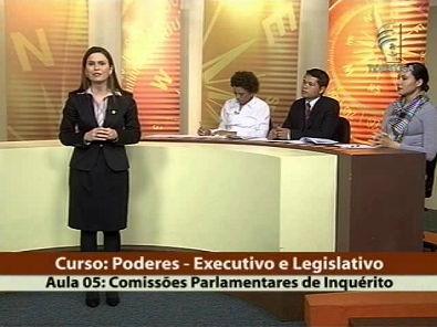 Poderes: Legislativo e Executivo - aula 5