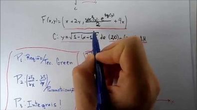 Responde Aí || Cálculo - Teorema de Green 02