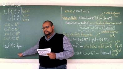 Geometria Analítica e Álgebra Linear - Prof. Vitor Alex