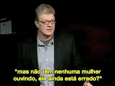 [TED pt_BR] Ken Robinson: Escolas matam a criatividade? (parte 2/2)
