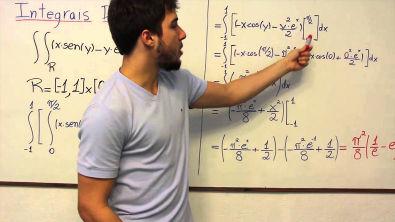 Responde Aí    Cálculo - Integrais Duplas 01