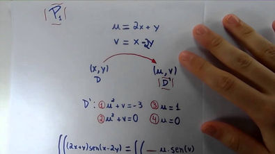 Responde Aí || Cálculo - Mudança de Variáveis (Integrais Duplas)