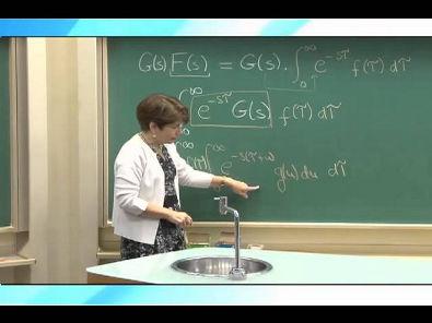 Cálculo III - Derivada e Integral da Transformada; Integral de Convolução - parte 1