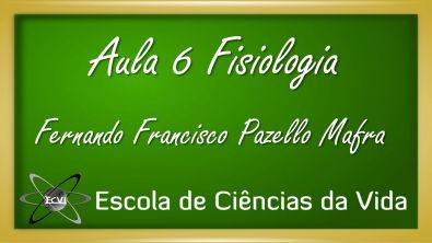 Fisiologia: Aula 6 - Fisiologia celular - Potencial de ação da célula