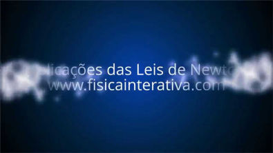 Aplicações das Leis de Newton www.fisicainterativa.com