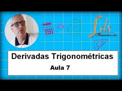 Grings - Derivada de funções trigonométricas) aula 5