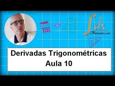 Grings - derivada de funções trigonométrica  aula 8