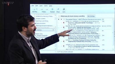 Informática - Aula 13 - O software na elaboração de texto técnico-científico