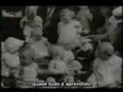 "Watson  e o experimento ""Little Albert experiment"" (legendado)"
