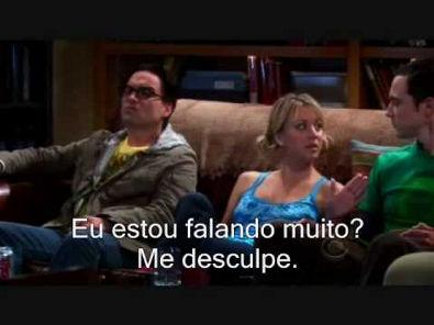Reforço Positivo - The Big Bang Theory