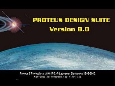 Tutorial Proteus 8 - Inicio
