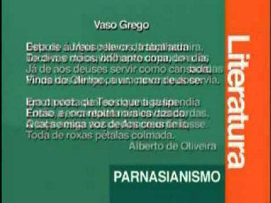 Aula 17 - Parnasianismo