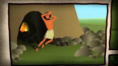 O mito da caverna - Educação