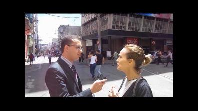 Dolo Eventual X Culpa Consciente - Entrevista no Centro de Sorocaba/SP