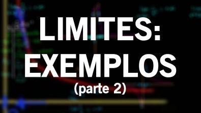 Limites - Exemplos (parte 2)