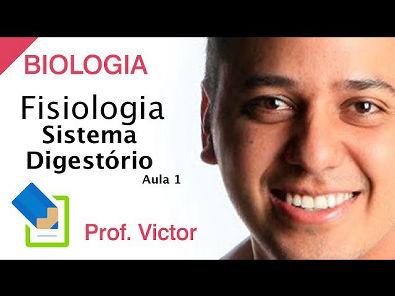 Sistema Digestório - Aula 1 - Nutrição e Digestão - Aulas ENEM