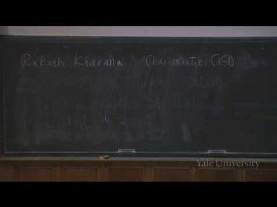 Yale- Finanças comportamentais- em inglês