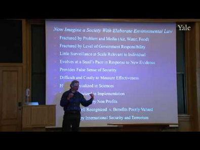 Yale- Princípios e Estratégias nas Leis Ambientais (em inglês)