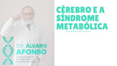 Cérebro e a Síndrome Metabólica - Dr  Alvaro Afonso
