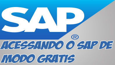Como acessar o sistema SAP Free! de graça! em Português