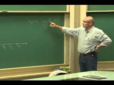Cursos Unicamp: Cálculo 1 / aula 32 - Formas Indeterminadas e a Regra de L'Hôpital - parte 1