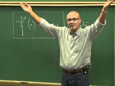 Cursos Unicamp: Cálculo 1 / aula 33 -  Formas Indeterminadas e a Regra de L'Hôpital - parte 2