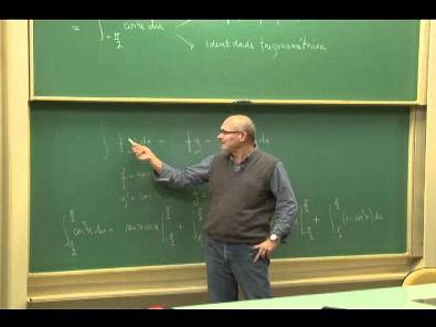 Cursos Unicamp: Cálculo 1 / aula 44 - Áreas entre curvas - parte 1