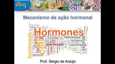 Curso de Bioquimica: Mecanismo de ação hormonal
