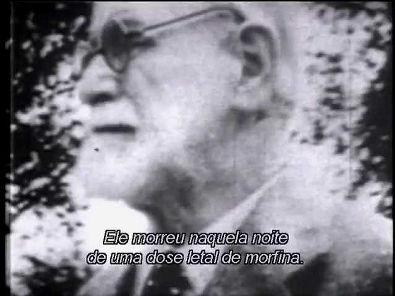 Análise de uma mente - Freud (Dublado com legenda)