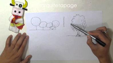 Tutorial de Desenho - Vegetação #1