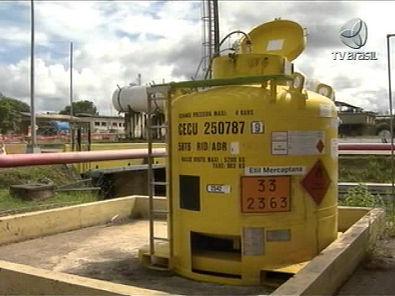 Produção de gás e petróleo na Amazônia - Caminhos da Reportagem (08/03/2012)