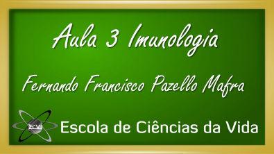 Imunologia: Aula 3 - Células do sistema imune